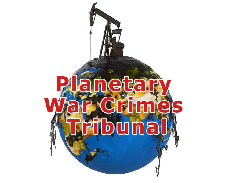 Planetary War Crimes Tribunal