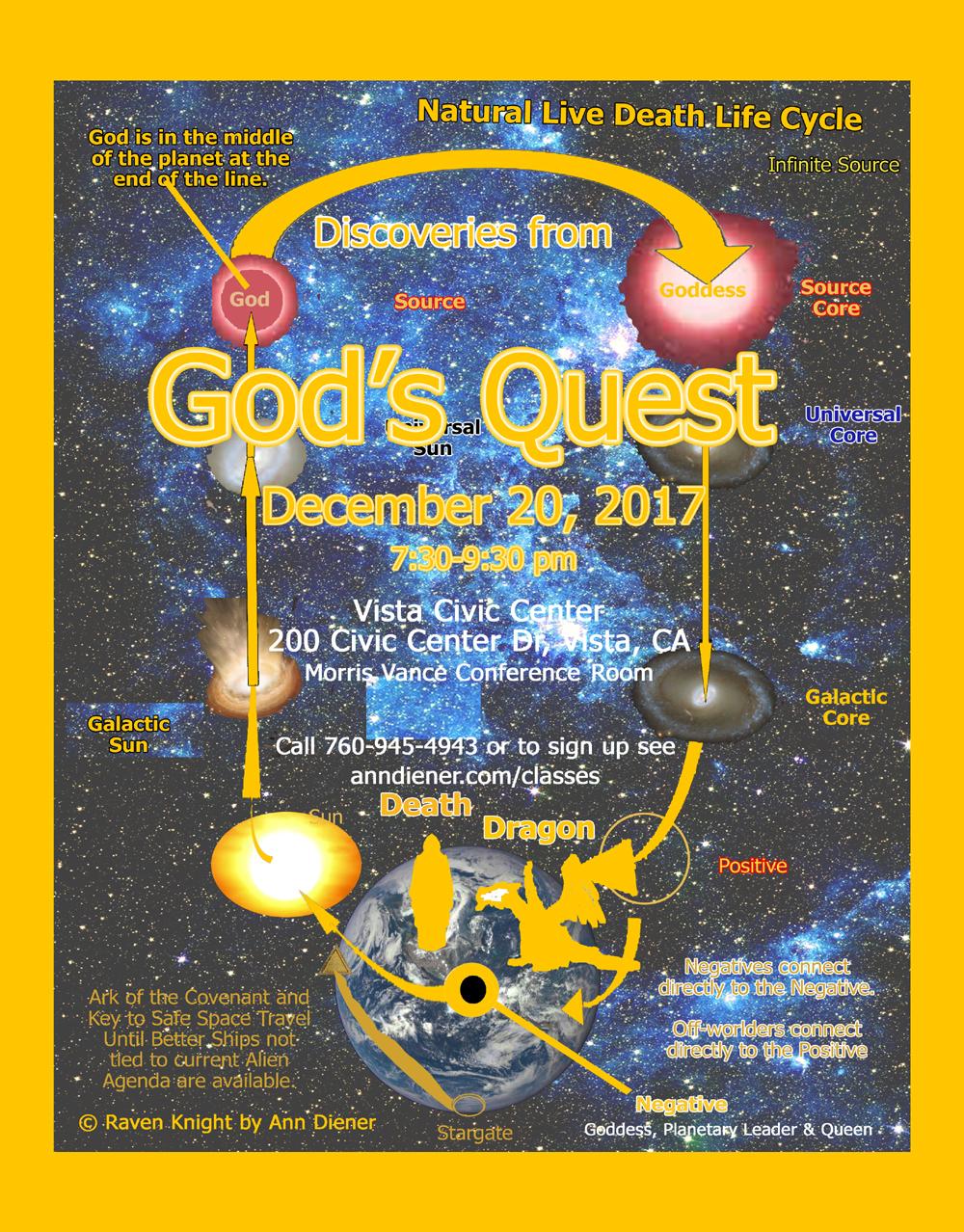 God Quest - December-20